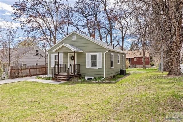 1146 N 23rd, Billings, MT 59101 (MLS #317859) :: Search Billings Real Estate Group