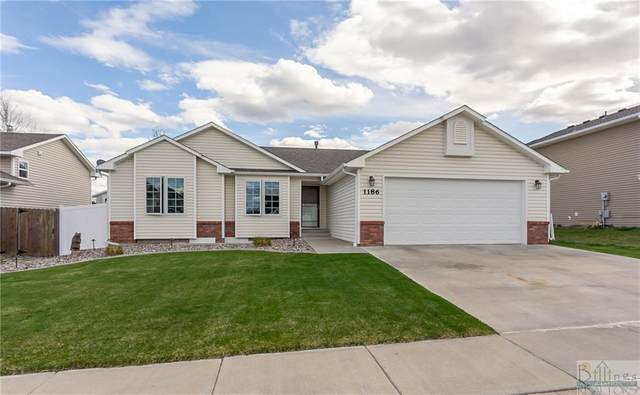 1186 Sierra Granda Blvd, Billings, MT 59105 (MLS #317862) :: Search Billings Real Estate Group