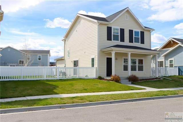1644 Hidden Cove Lane, Billings, MT 59101 (MLS #317865) :: Search Billings Real Estate Group