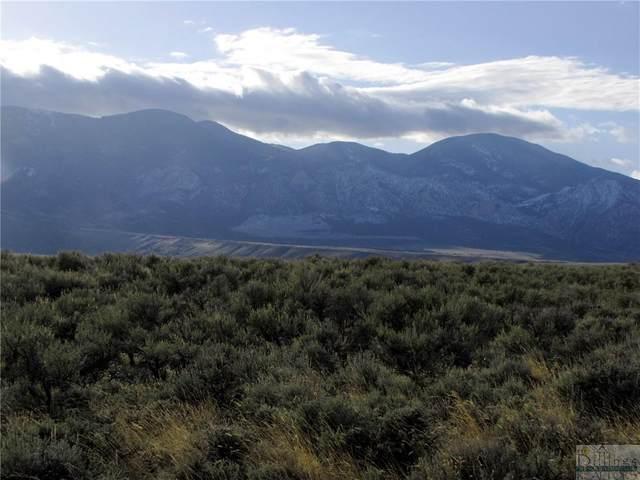 tbd Stagecoach Trail, Belfry, MT 59008 (MLS #317871) :: The Ashley Delp Team