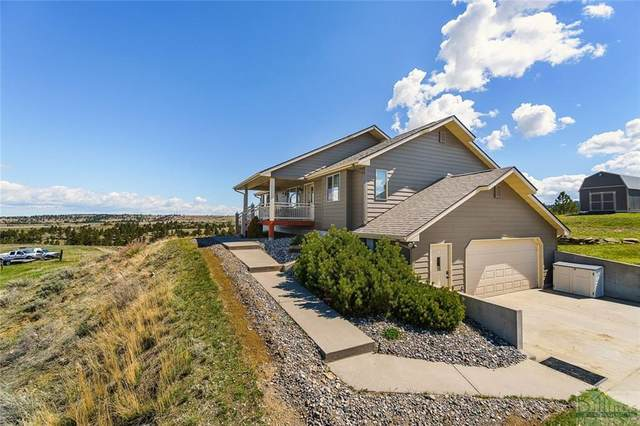 975 Old Pine Drive, Billings, MT 59101 (MLS #317873) :: MK Realty