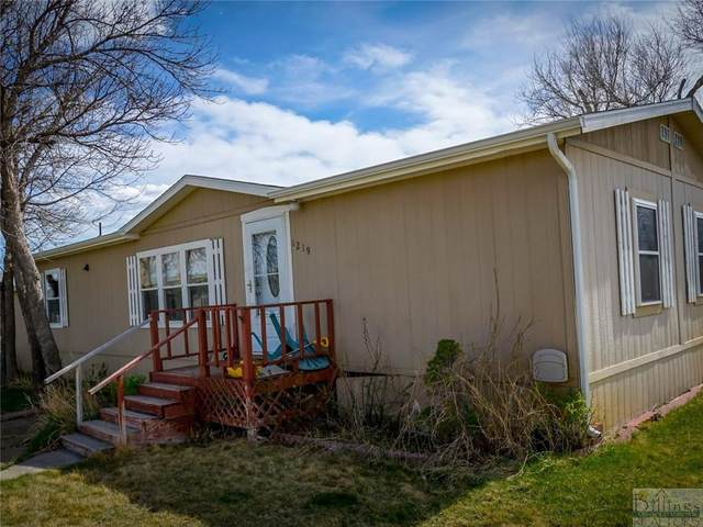 1219 2nd Street East, Roundup, MT 59072 (MLS #317880) :: Search Billings Real Estate Group