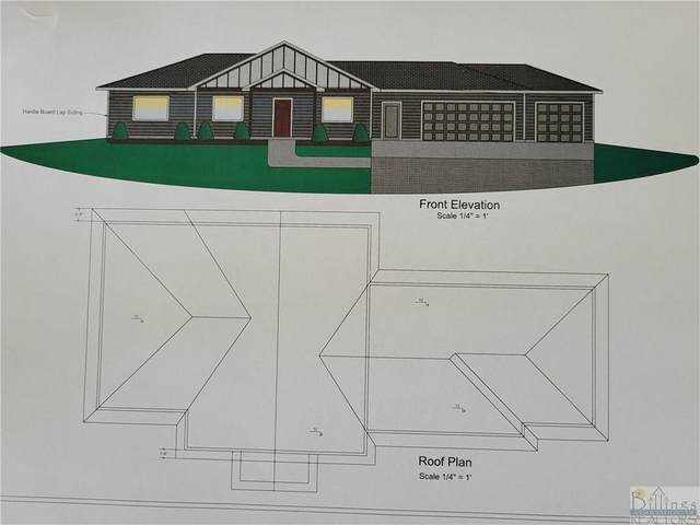 Block 7 Lot 3 Whistler Way, Billings, MT 59106 (MLS #317881) :: MK Realty