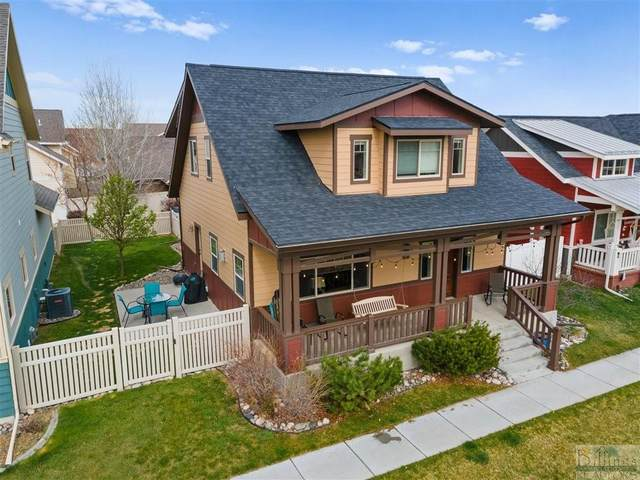 1608 Front Street, Billings, MT 59101 (MLS #317884) :: MK Realty