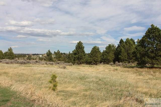 12 Summit Ridge Road, Billings, MT 59101 (MLS #317887) :: Search Billings Real Estate Group