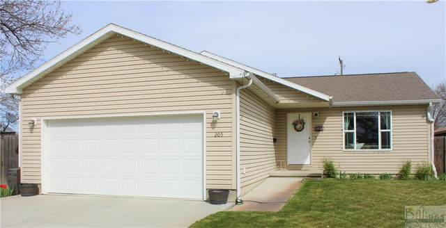 205 West Avenue, Laurel, MT 59044 (MLS #317888) :: Search Billings Real Estate Group
