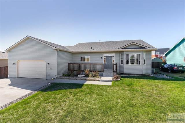 1623 Morocco Dr, Billings, MT 59105 (MLS #317894) :: Search Billings Real Estate Group