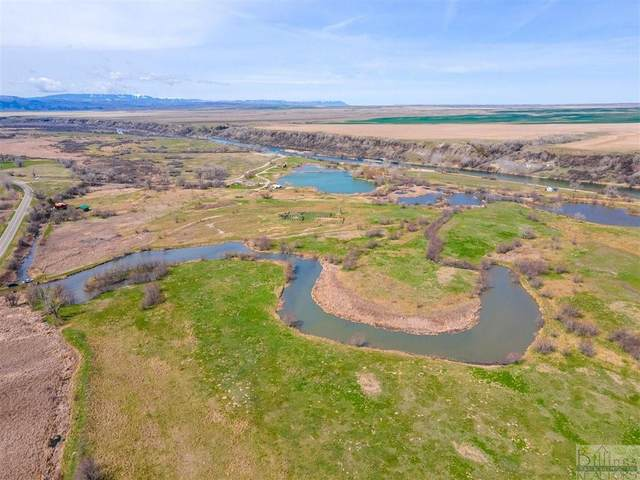 52 Acres Us Hwy 313, Fort Smith, MT 59035 (MLS #317909) :: The Ashley Delp Team