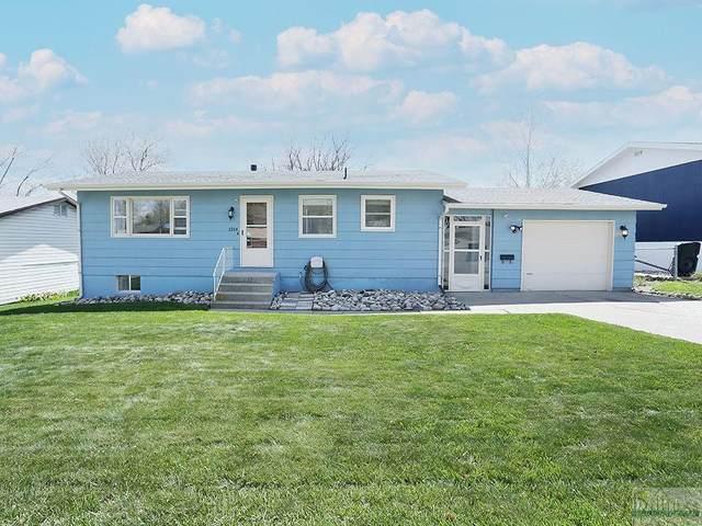 1314 Cook Avenue, Billings, MT 59102 (MLS #317915) :: Search Billings Real Estate Group