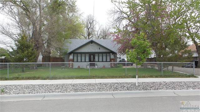 1249 Bench Boulevard, Billings, MT 59105 (MLS #317916) :: Search Billings Real Estate Group