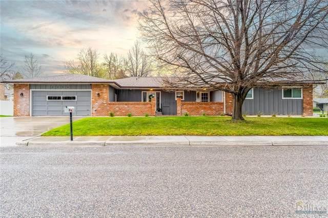 2004 Forest Park Dr, Billings, MT 59102 (MLS #317927) :: Search Billings Real Estate Group