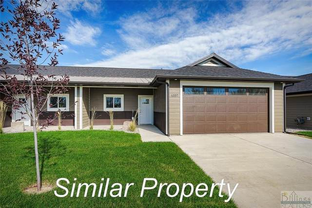 6301 Absaloka Lane, Billings, MT 59106 (MLS #317931) :: MK Realty