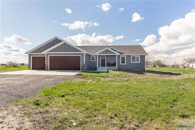 7814 Buckskin Drive, Shepherd, MT 59079 (MLS #317933) :: MK Realty