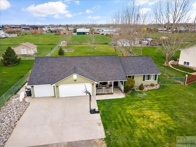 3534 Pebble Brook Drive, Billings, MT 59101 (MLS #317937) :: Search Billings Real Estate Group