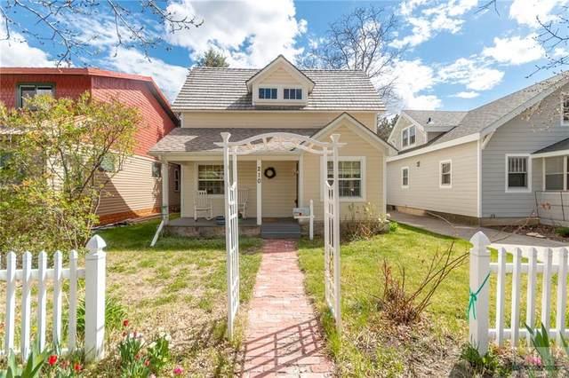 210 Burlington Avenue, Billings, MT 59101 (MLS #317944) :: Search Billings Real Estate Group