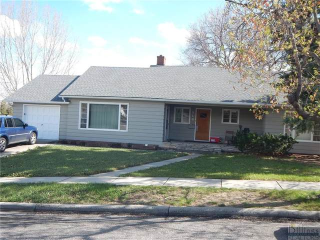 514 Avenue D, Billings, MT 59102 (MLS #317946) :: Search Billings Real Estate Group