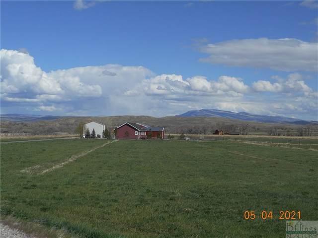 1662 Highway 72, Bridger, MT 59014 (MLS #317951) :: MK Realty