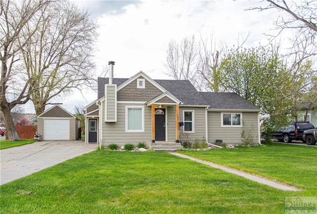 743 Avenue C, Billings, MT 59102 (MLS #317954) :: MK Realty