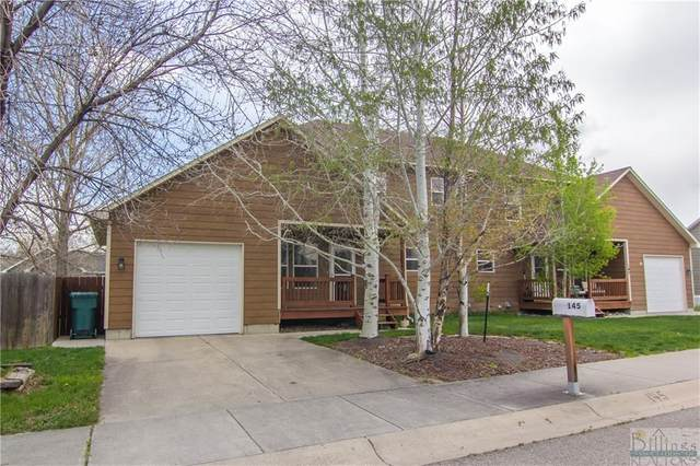 145 Monarch Street, Billings, MT 59101 (MLS #317956) :: MK Realty