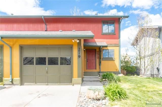 279 Bohl Avenue, Billings, MT 59105 (MLS #317958) :: Search Billings Real Estate Group