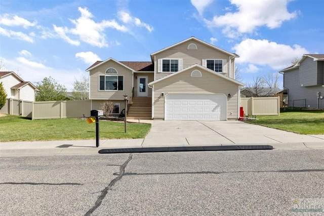 942 Adobe Drive, Billings, MT 59105 (MLS #317961) :: Search Billings Real Estate Group