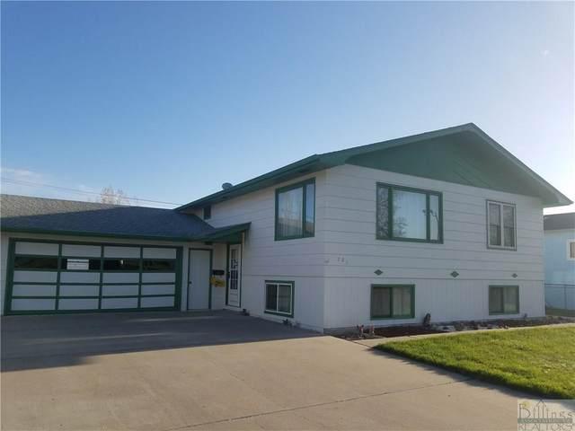 721 W 1st Street, Hardin, MT 59034 (MLS #317965) :: MK Realty