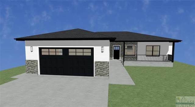 1427 Tania Circle, Billings, MT 59105 (MLS #317967) :: MK Realty