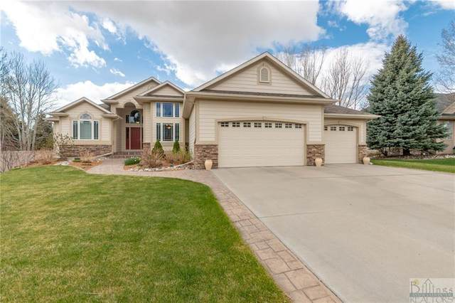 4538 Swan Lane, Billings, MT 59106 (MLS #317969) :: Search Billings Real Estate Group