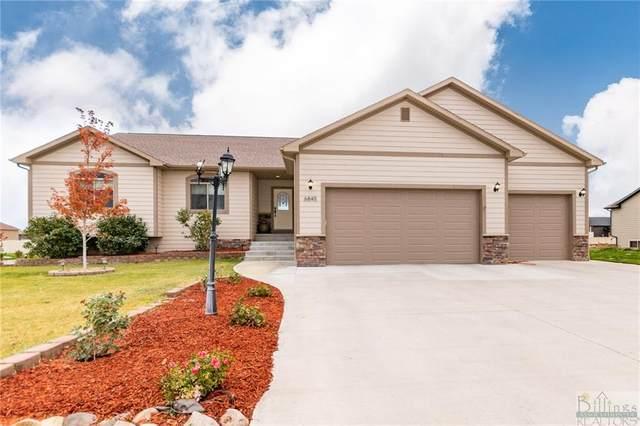 6845 Sandysprings Circle, Billings, MT 59106 (MLS #317971) :: Search Billings Real Estate Group