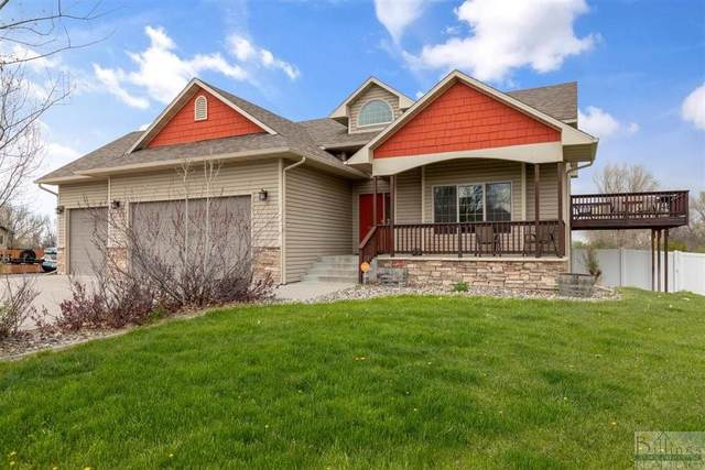 3185 Guadeloupe Dr, Billings, MT 59101 (MLS #317977) :: Search Billings Real Estate Group