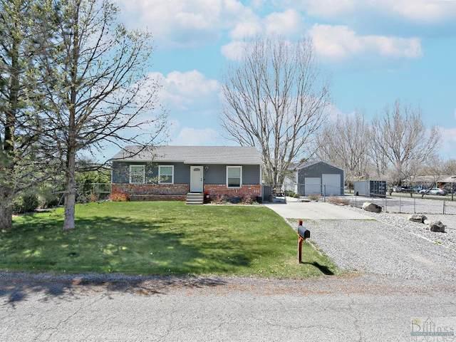 942 Rochester Drive, Billings, MT 59101 (MLS #317980) :: MK Realty