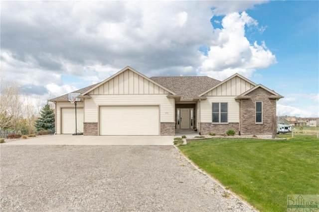 2705 Cass Lane, Billings, MT 59105 (MLS #317989) :: Search Billings Real Estate Group