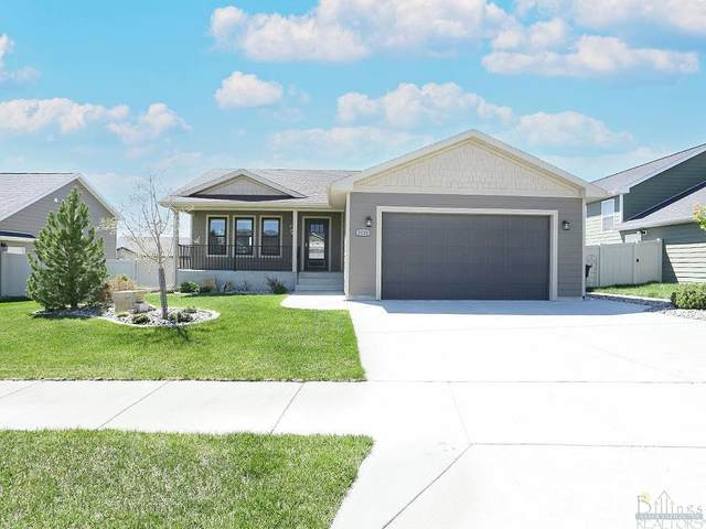 3138 E Copper Ridge Loop, Billings, MT 59106 (MLS #317991) :: Search Billings Real Estate Group