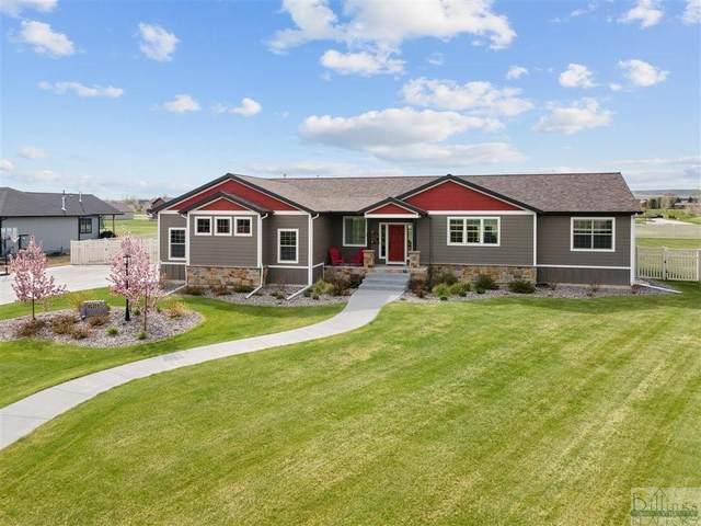 1910 Waterwood Drive, Laurel, MT 59044 (MLS #317993) :: Search Billings Real Estate Group