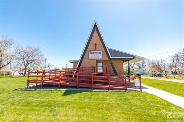 714 E 5th Street, Laurel, MT 59044 (MLS #317994) :: Search Billings Real Estate Group