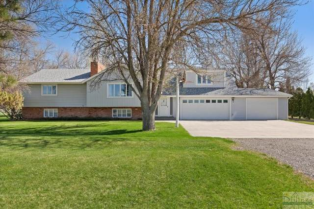 8826 Danford Avenue, Billings, MT 59101 (MLS #317996) :: Search Billings Real Estate Group