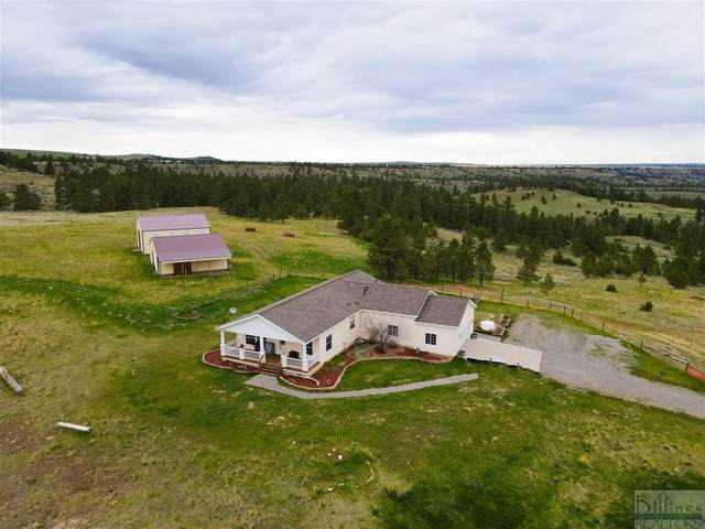 5115 Clapper Flat Road, Laurel, MT 59044 (MLS #318001) :: Search Billings Real Estate Group