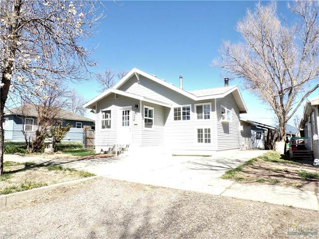 412 W Fourth, Roundup, MT 59072 (MLS #318010) :: Search Billings Real Estate Group