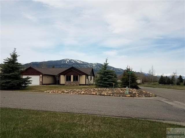 2029 Lazy M, Red Lodge, MT 59068 (MLS #318026) :: Search Billings Real Estate Group