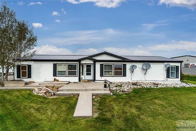 5315 King Avenue West, Billings, MT 59106 (MLS #318040) :: Search Billings Real Estate Group