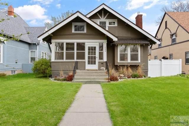 139 Wyoming Ave, Billings, MT 59101 (MLS #318042) :: MK Realty