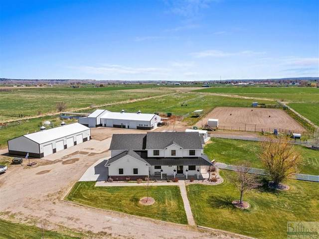 2445 N 13th Road, Worden, MT 59088 (MLS #318048) :: Search Billings Real Estate Group