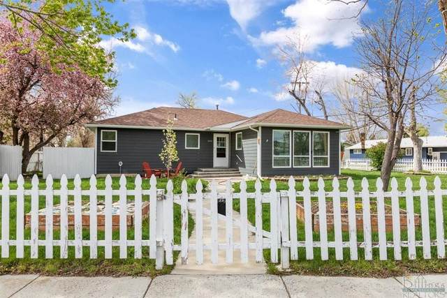 1148 Burlington Avenue, Billings, MT 59102 (MLS #318060) :: MK Realty