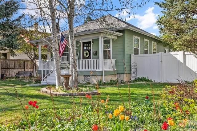 215 Custer Avenue, Billings, MT 59101 (MLS #318102) :: MK Realty