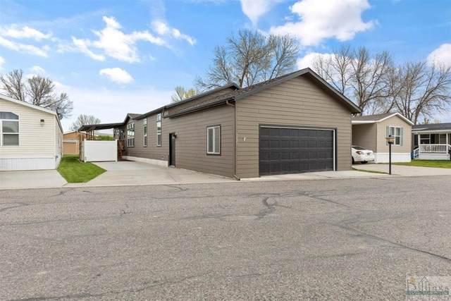 3827 Sandpiper Lane, Billings, MT 59102 (MLS #318123) :: MK Realty