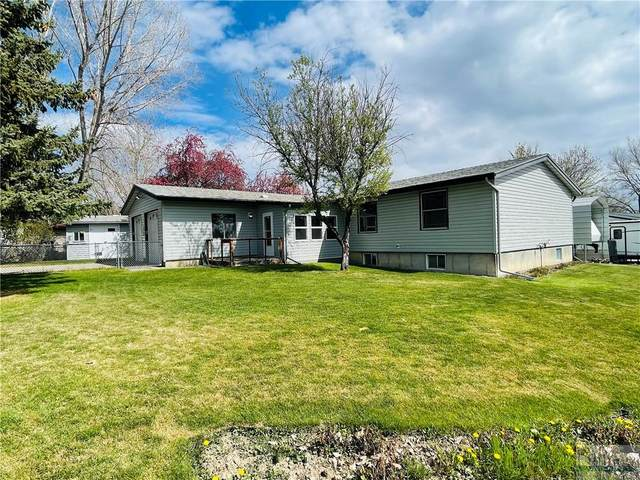 123 Cherry, Other-See Remarks, MT 59323 (MLS #318124) :: MK Realty