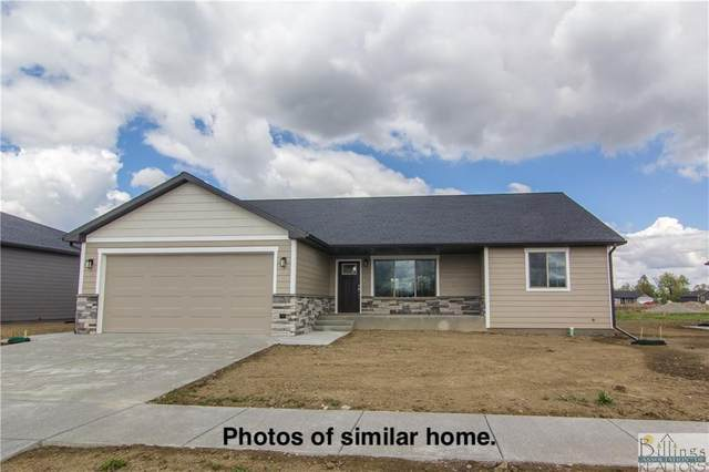 1361 Tania, Billings, MT 59105 (MLS #318141) :: MK Realty