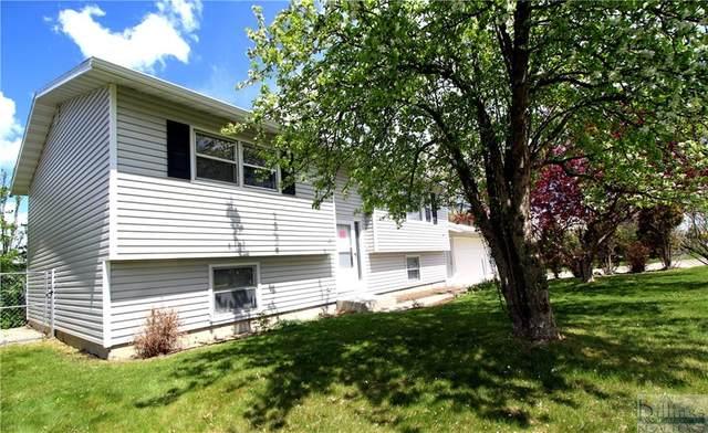 445 S Lakeview Drive, Billings, MT 59105 (MLS #318143) :: MK Realty