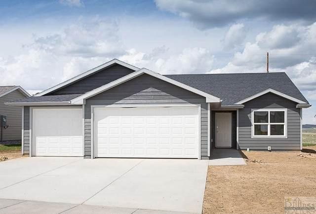 1445 Rancho Vista, Billings, MT 59105 (MLS #318162) :: MK Realty