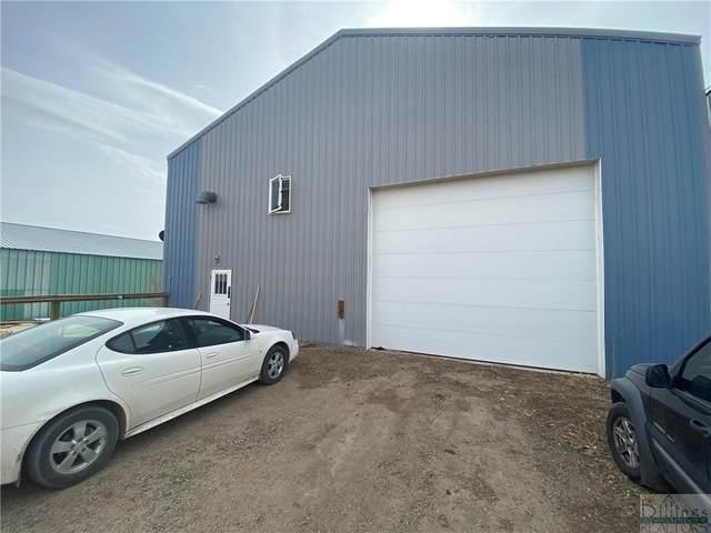 18 Broadway Avenue, Culbertson, MT 59218 (MLS #318164) :: Search Billings Real Estate Group